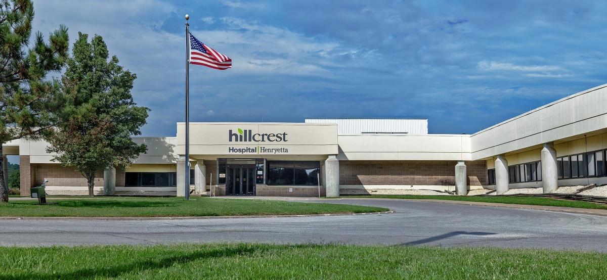 Contact Us | Hillcrest Hospital Henryetta in Henryetta, Oklahoma