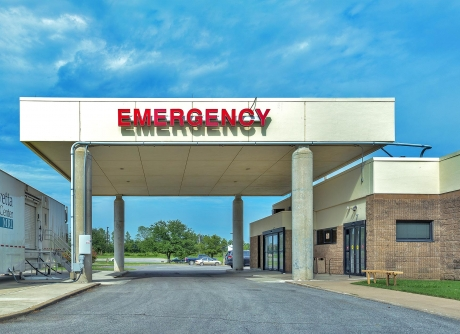 Emergency Room in Henryetta, Oklahoma