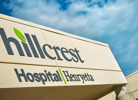 Hillcrest Hospital Henryetta in Henryetta, Oklahoma